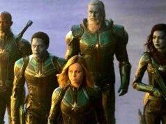 Capitana Marvel añade un nuevo personaje a las re-grabaciones