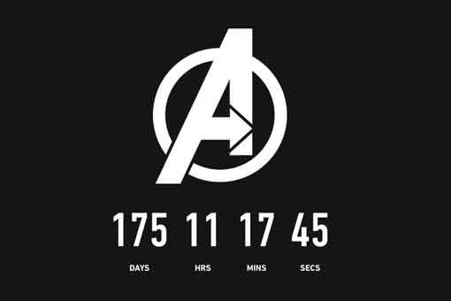 Marvel Studios crea una cuenta atrás para Vengadores 4
