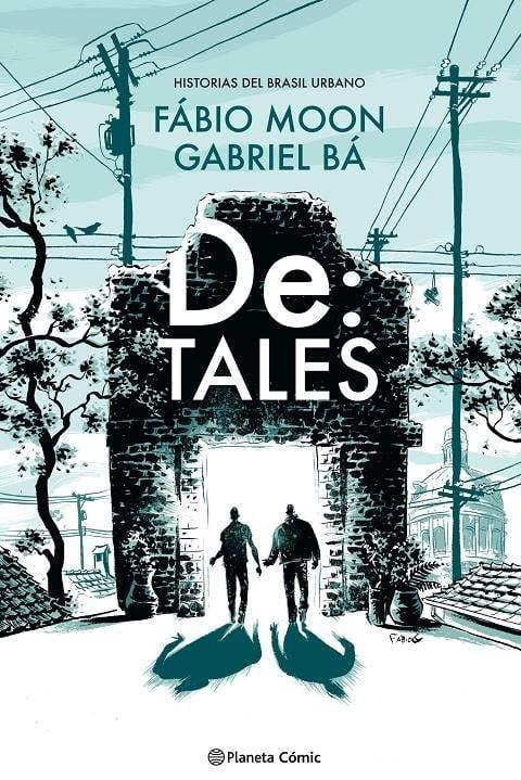 Portada de De: Tales (Fábio Moon y Gabriel Bá)