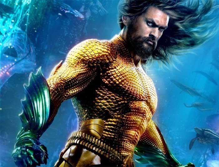 Desvelan cuanto durará Aquaman