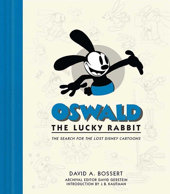 Libro de Disney Oswald The Lucky Rabbit
