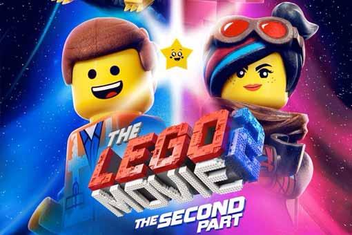 Divertido tráiler de La LEGO película 2