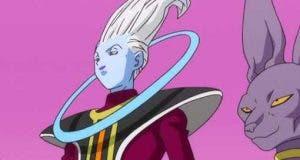 el plan de Whis para Goku y Vegeta