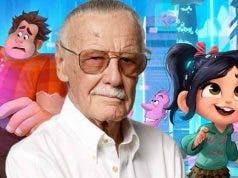 Filtran el cameo de Stan Lee en Ralph Rompe Internet
