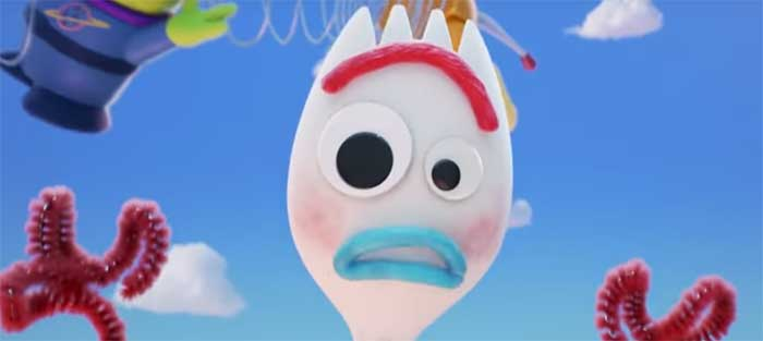 Toy Story 4 estrena su primer teaser tráiler
