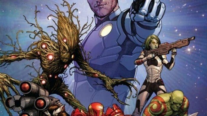 Guardianes de la Galaxia: Vengadores del mañana (Marvel Now! Deluxe)