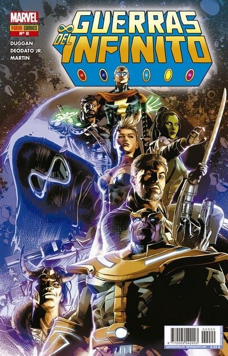 Guerras del Infinito 0 (Marvel)
