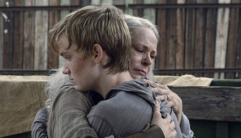 The Walking Dead. Carol tendrá una épica escena de venganza