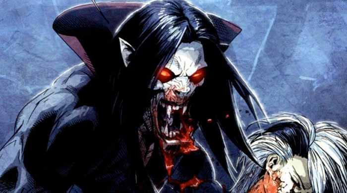 Jared Leto se prepara para la película Morbius de Marvel