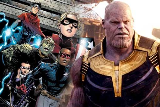 Vengadores 4: ¿Introducirán a The Young Avengers (Jóvenes Vengadores)?