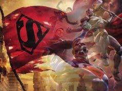 la muerte de superman y el reinado de los superhombres