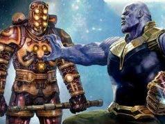 El libro del origen de Thanos presenta nuevos villanos para Vengadores 4