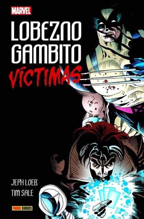 Lobezno/Gambito: Víctimas (Panini Cómics)