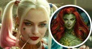 Margot Robbie quiere juntar a Harley Quinn y Hiedra Venenosa en el cine
