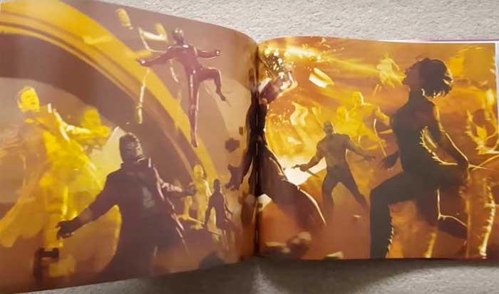 Vengadores 4: Filtran el verdadero poder de la Gema del Alma