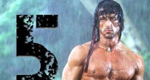 Primera imagen de Sylvester Stallone en Rambo V