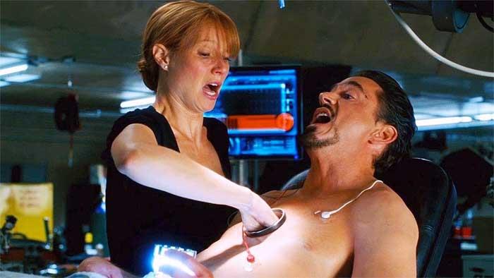 Robert Downey Jr. explica una escena clave de Iron Man (2008)