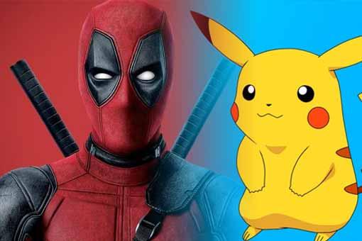 Ryan Reynolds compara a Deadpool con Detective Pikachu