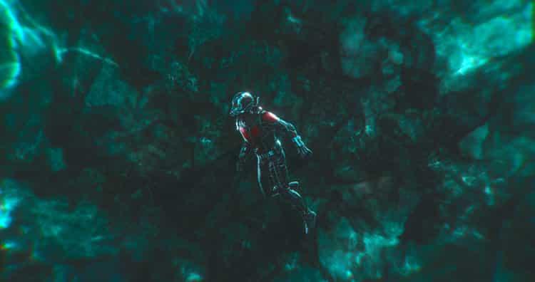 Ant-man / scott lang reino cuántico Marvel