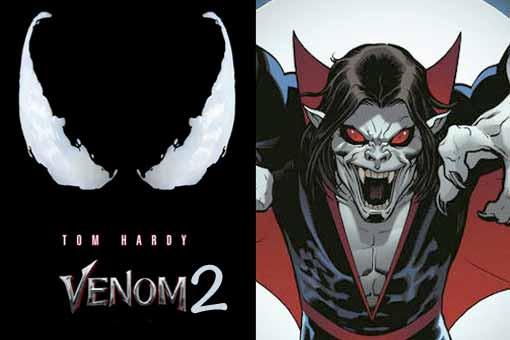 SONY pone fecha a 2 nuevas películas de Marvel y una es Venom 2