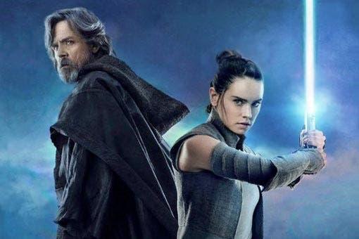 Star Wars 9: Filtran la última lección que le dará Luke Skywalker a Rey