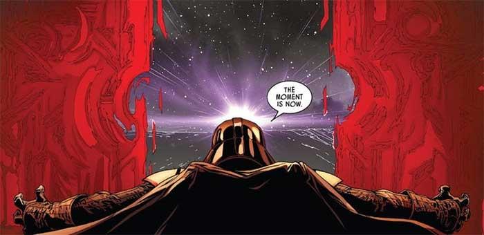 Star Wars: Darth Vader accedió a un gran poder Sith