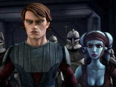 Star Wars: The Clone Wars fue cancelada por Disney por violenta