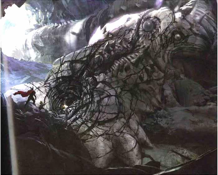 Thor pudo tener un viaje muy diferente en Vengadores: Infinity War