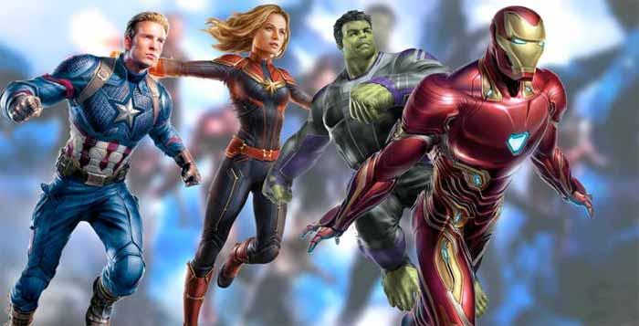 Vengadores 4 tendrá un tráiler más confuso que Vengadores: Infinity War