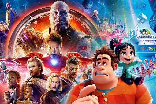 Espectacular cameo de un personaje de Marvel Studios en Ralph rompe Internet