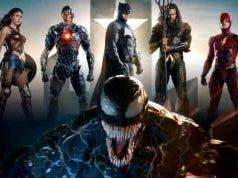 Venom acaba de destrozar en taquilla a Liga de la Justicia