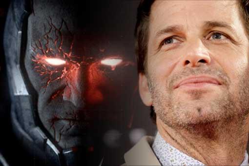 Zack Snyder comparte una imagen de Darkseid de Liga de la Justicia