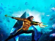 Aquaman lidera la taquilla mundial