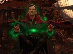Doctor Strange Vengadores infinity war