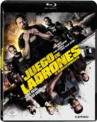 Blu-ray Juego de Ladrones: El Atraco Perfecto