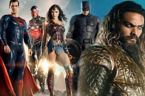 Aquaman tiene una gran referencia a Liga de la Justicia