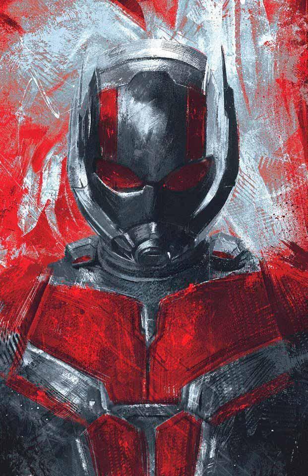 Ant-man - Avengers: Endgame