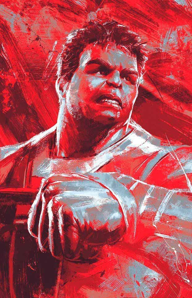 Hulk - Vengadores: Endgame