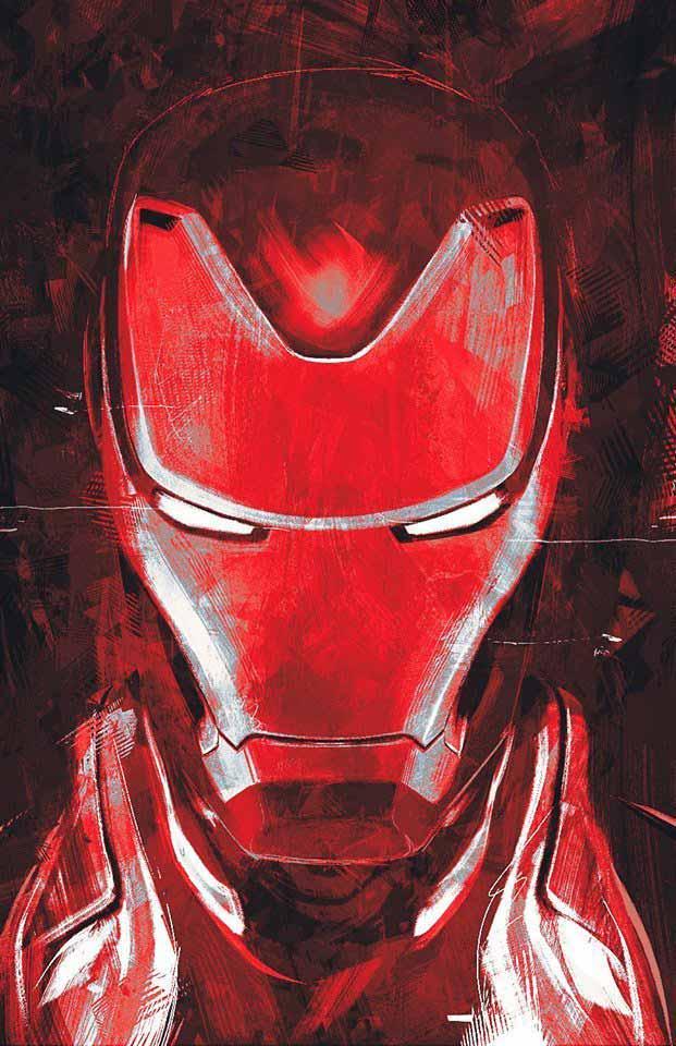 Iron Man - Vengadores: Endgame