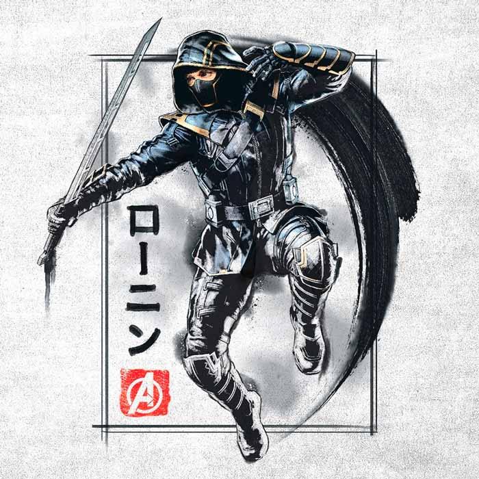 Hawk's Eye / Ronin - Avengers: Endgame