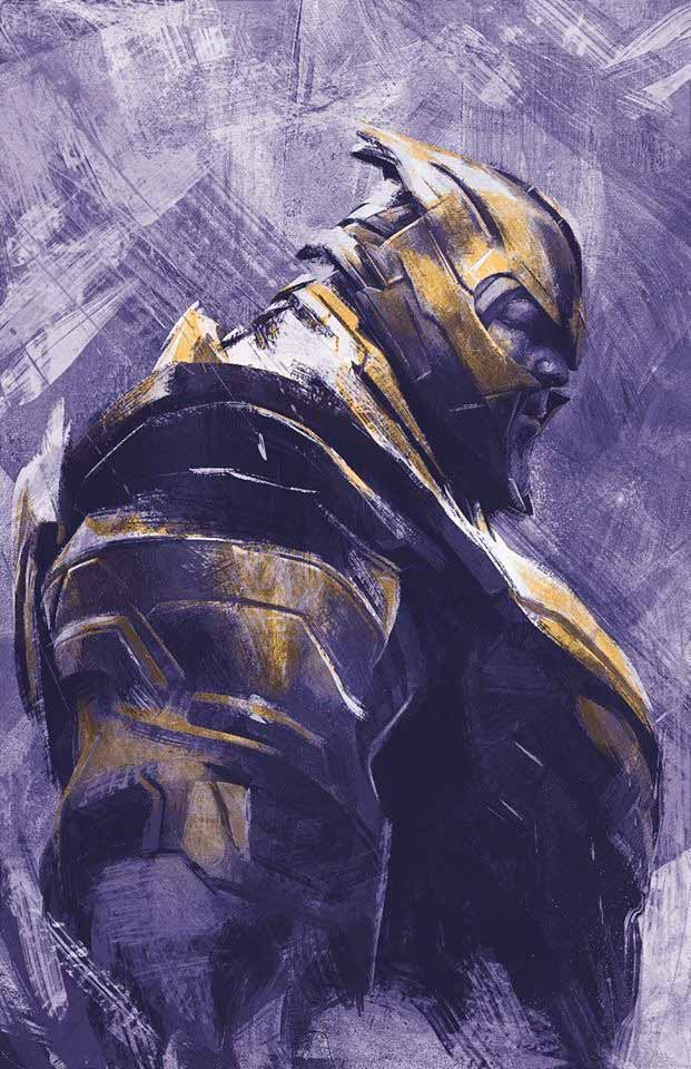 Thanos - Vengadores: Endgame