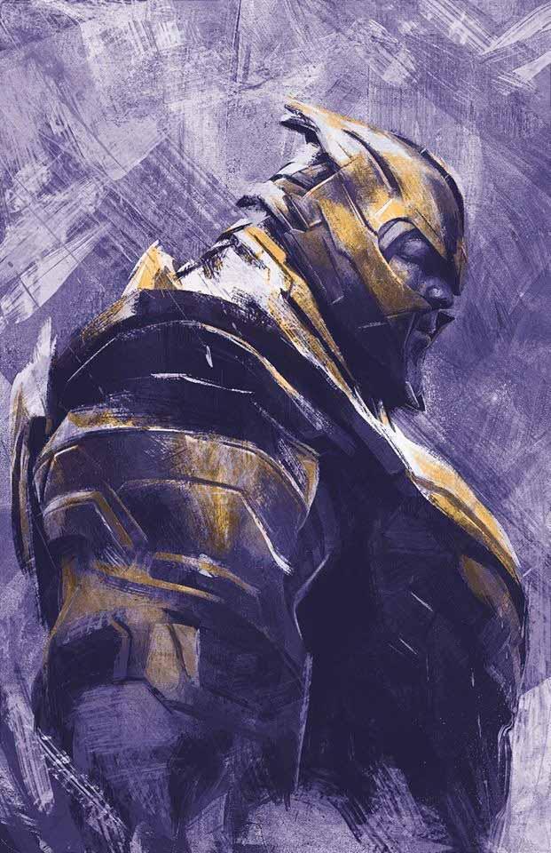 Thanos - Avengers: Endgame