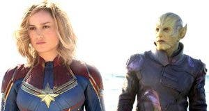 Capitana Marvel: Así es como invaden planetas los Skrulls