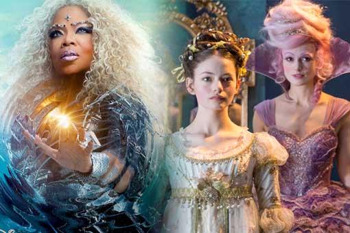 Disney admite su fracaso con dos películas de 2018