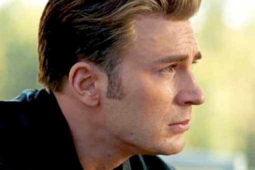 Fan Art de la trágica muerte de Capitán América en Vengadores: Endgame