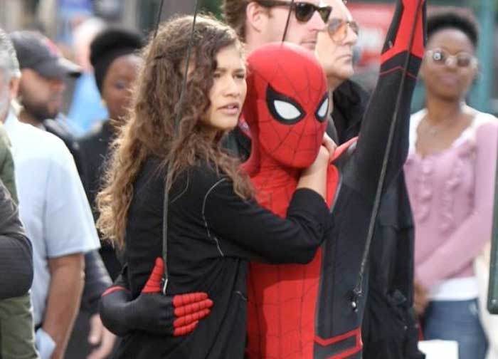 Filtran como es el tráiler de Spider-Man: Lejos de casa