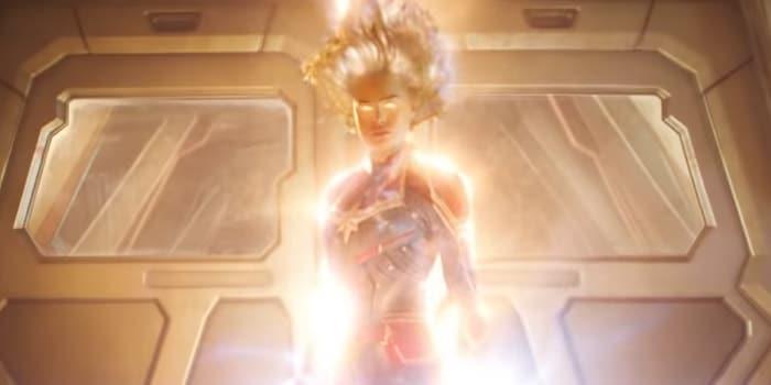 Espectacular spot de Capitana Marvel de la Super Bowl