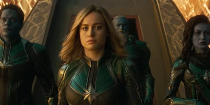 7 revelaciones del nuevo tráiler de Capitana Marvel