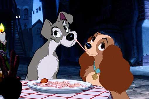 El reboot de La dama y el Vagabundo usará perros reales en vez de CGI