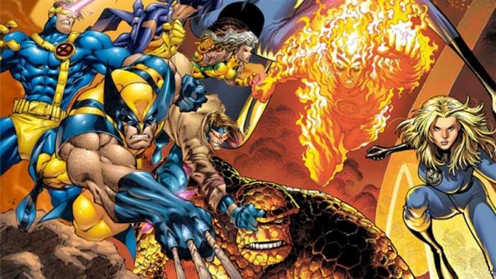 Marvel Studios comenzará con Los 4 Fantásticos y los X-Men en 2019
